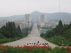 North Korea Avenue Original