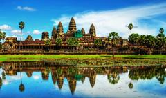Adventures in the Orient Siem Reap Cambodia