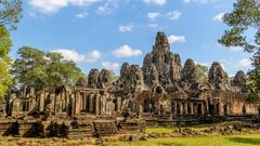 Siem Reap Cambodia HD