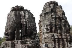 Bayon Siem Reap Angkor Wat Cambodia travel destinations