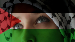 dom models flags palestine gaza activism wallpapers