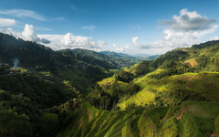 Philippines countryside Wallpapers