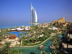 Luxury Hotel Burj Al Arab HD Wallpapers