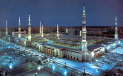 The Most Beautiful Mosques In The World Masjid Al Nabawi Medinah
