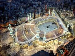 Places Mecca Saudi Arabia