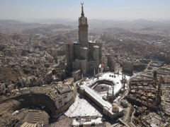 Spectacular Tourist Attractions in Saudi Arabia