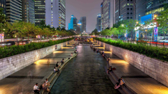 Seoul HD Wallpapers For Desktop