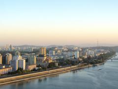 screensaver pyongyang
