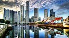 Singapore City HD desktop wallpapers High Definition Fullscreen