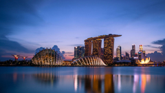 Singapore the city of lions HD Wallpapers
