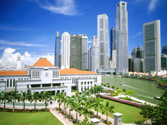 Raffles Site Singapore wallpapers and image