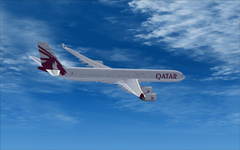 Qatar Airways Airbus wallpapers