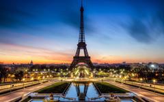 night france eiffel tower paris qatar airways paris la tour eiffel