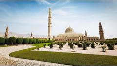 Muscat Oman 4K Wallpapers