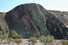Mountains Rass Oman Stone Nature Hadd Pass Mountain Rock Near