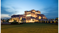Royal Opera House Muscat Oman 4K Wallpapers