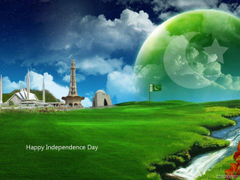 August Independence Day of Pakistan HD Wallpapers
