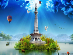 March Pakistan Day Creative Wallpapers