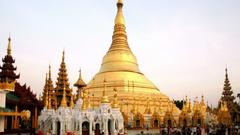 Shwedagon Pagoda Wallpapers