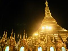Shwedagon Pagoda Yangon Myanmar Traveler s Muse