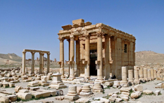 Palmyra Temple Syria Wallpapers Of Historical Places