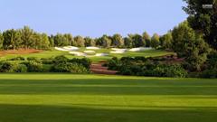 Jumeirah Golf Estates Wallpapers