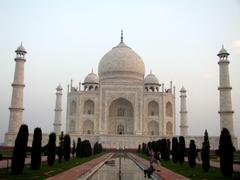 Taj Mahal TheWallpapers