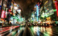 Tokyo City HD Wallpapers