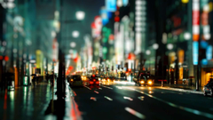 Tokyo in Tilt HD Wallpapers FullHDWpp