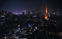 Tokyo By Night Wallpapers
