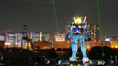 Tokyo Gundam wallpapers