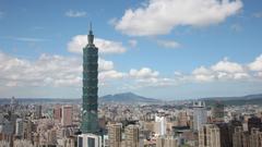 Taipei Wallpapers Taiwan City Skyline Wallpaper Description The