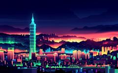 Taipei Taiwan Artwork wallpapers
