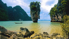 James Bond Island Thailand Wallpapers HD Desktop