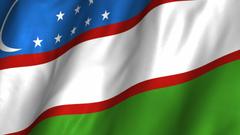 Flag of Uzbekistan wallpapers