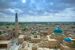 Tours to Uzbekistan Orient Mice Tour Operator to Uzbekistan