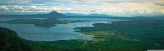 Taal Volcano Island Of Luzon Philippines 4K HD Desktop