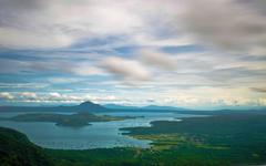 Taal Volcano Island Mac Wallpapers