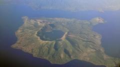 Taal Volcano The Batangas Chronicles Part 1 Born a Dragon Raised