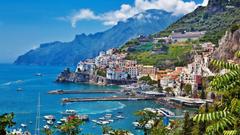Amalfi Coast wallpapers