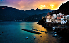 Amalfi Coast Wallpapers Italy World