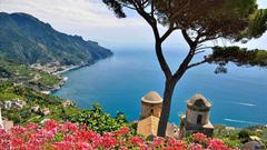 Desktop Wallpapers Mountain Amalfi Coast Italy Wallpapers13