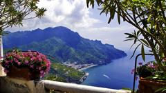 Amalfi Tag wallpapers Boat Peaceful Boats Amalfi Sailboats Sea