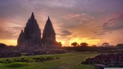 Prambanan Temple in Indonesia Thousand Wonders