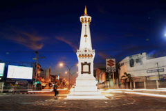 Yogyakarta the City of Student and Cultural Center of Java MunPlanet