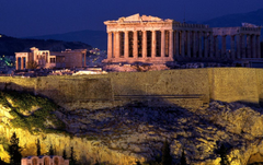 Acropolis of Athens wallpapers