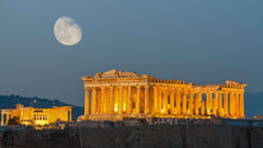 Acropolis of Athens Wallpapers 4