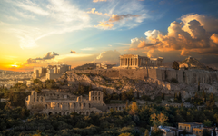 wallpapers Acropolis of Athens greek architecture greek
