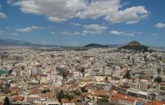 Wallpapers Home Greece Panorama Roof Greece Panorama Acropolis