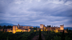 Wallpapers Spain Granada Alhambra Cities